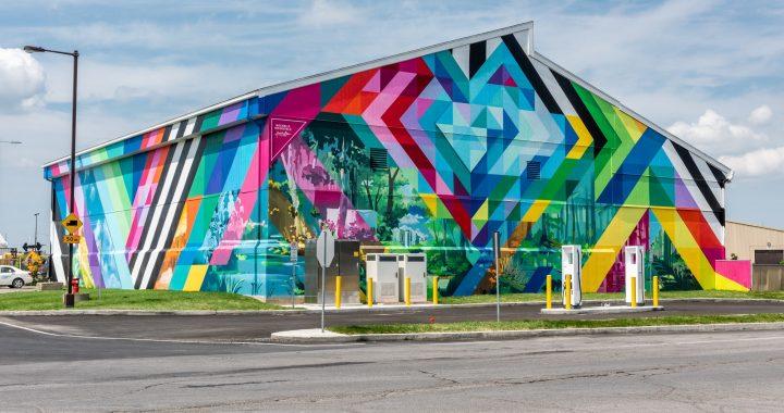 De l'art public sur tous les sites et tous les bâtiments municipaux de Laval