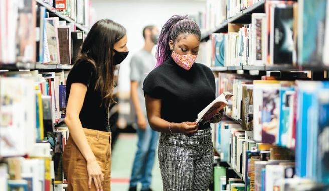 Les bibliothèques de Laval : plus accessibles que jamais