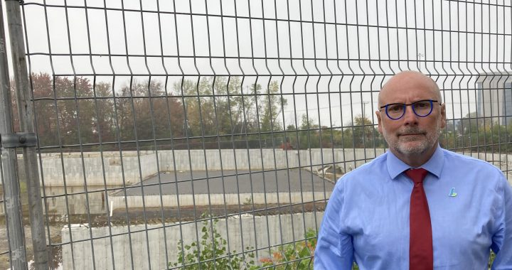 Michel Trottier promet 225M$ pour des infrastructures sportives, culturelles et de loisirs